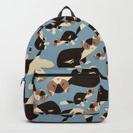 Piebald Sable Marten Backpack