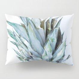 Ananas - Pineapple On A White Background #decor #society6 #buyart Pillow Sham