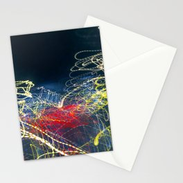 Lightpainted Rozzer Alert Stationery Cards
