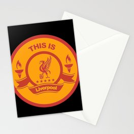 This Is Liverpool Stationery Cards