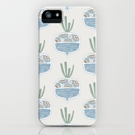 Turnip iPhone Case