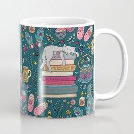 How to Hygge Like a Cat Coffee Mug
