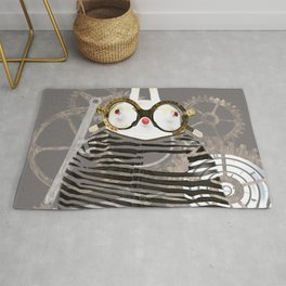 Cons Time Rabbit Rug