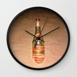An Evening at the Giacobazzi Shore Wall Clock