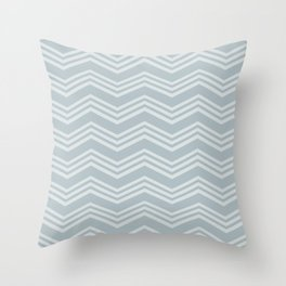 SIMPLE CHEVRONS 05 Throw Pillow