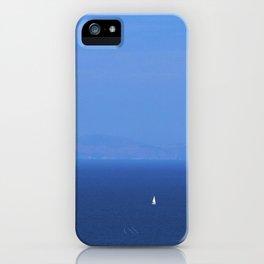 Santorini, Greece 13 iPhone Case