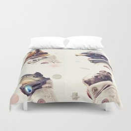 Star Team - Legends of Lylat Duvet Cover