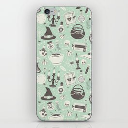 Witchy Vibes iPhone Skin