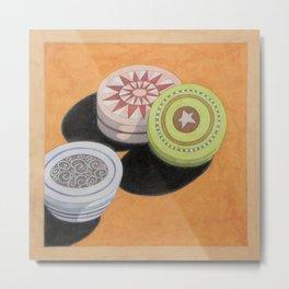 Small bowls n. 2 Metal Print