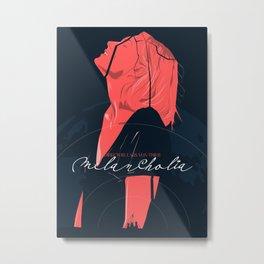 Melancholia Metal Print