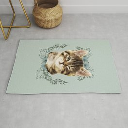 Cat Wink Rug