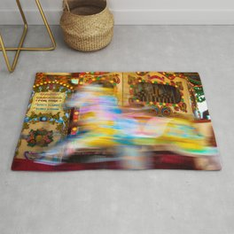 Carousel For Hire Rug