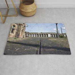 Old Tramstation - Depot - Berlin - Pankow Rug