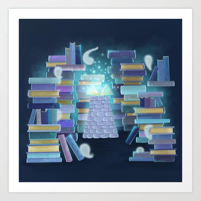 The Powerplace Art Print