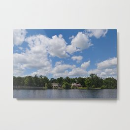 Summer Day's Dream Metal Print