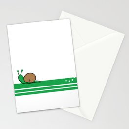Party Animal t-shirt design for that party animal you love Snail Slow Run Shell Partying Animals Stationery Cards