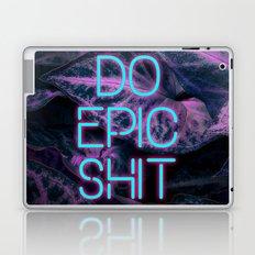 Do Epic Shit Neon Version Laptop & iPad Skin
