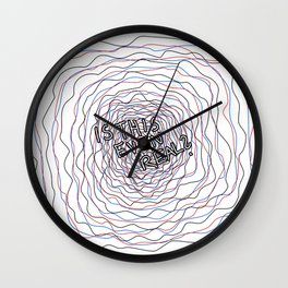 Is This Even Real? Wall Clock