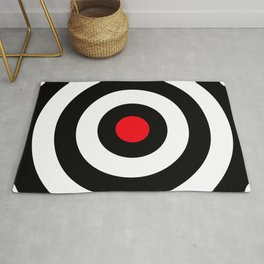 Target (Point Shooting) Rug