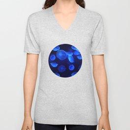 Bue Jellyfish Unisex V-Neck