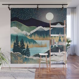 Star Lake Wall Mural