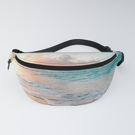 Pink Sea Fanny Pack