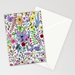 Forest of Flowers Stationery Cards