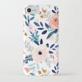 Jolene Floral iPhone Case