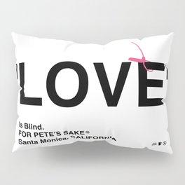 """""""LOVE"""" Pillow Sham"""