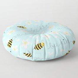 Bee Nice Floor Pillow