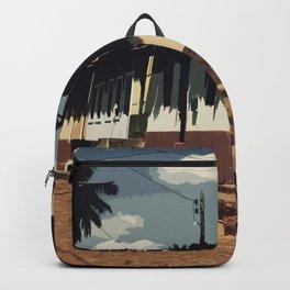 Brazil Street Backpack