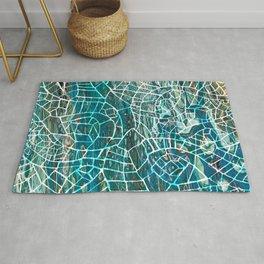 Mosaic Jet Stream Rug