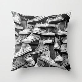 All star lot Throw Pillow