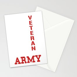 Veteran of the United States Stationery Cards