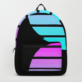 Vaporware Cyber 1970 Techno Culture Backpack