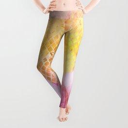Lotus Sun Leggings