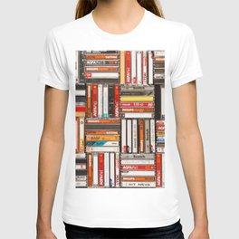 Something Nostalgic - III - Colored Version #decor #society6 #buyart T-shirt