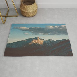 Catching the Sun Rug