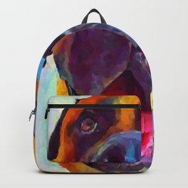 English Mastiff Backpack
