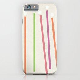 Matchsticks II iPhone Case