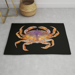 Dungeness crab Rug
