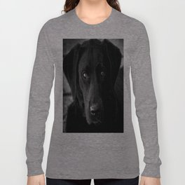 Loyalty  Black Lab  Long Sleeve T-shirt