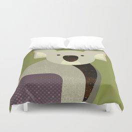 Whimsy Koala Duvet Cover