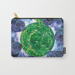 The Cosmic Spiral Carry-All Pouch
