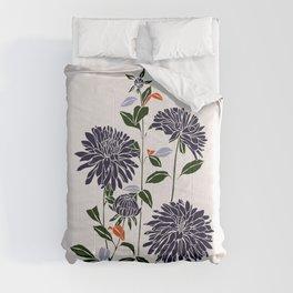 Botanical illustration print - Lara Comforters