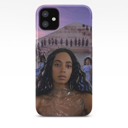 Solange Knowles iPhone Case