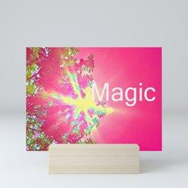 Make Your Magic Mini Art Print