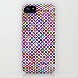 Gitter Hell iPhone Case