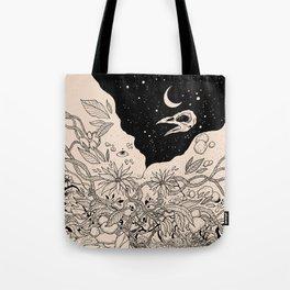 Bad Moon Tote Bag
