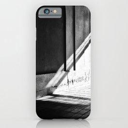 Alleyway Light iPhone Case